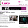 Kinkly Sex Blogger of the Month: Sinclair Sexsmith